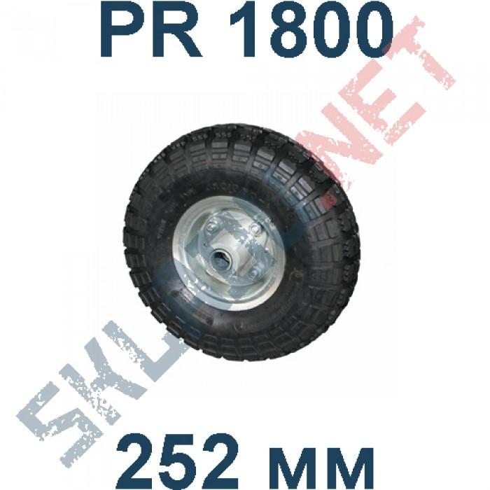 Колесо пневматическое PR 1800