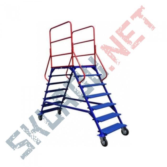 Лестница передвижная ЛР-6.2