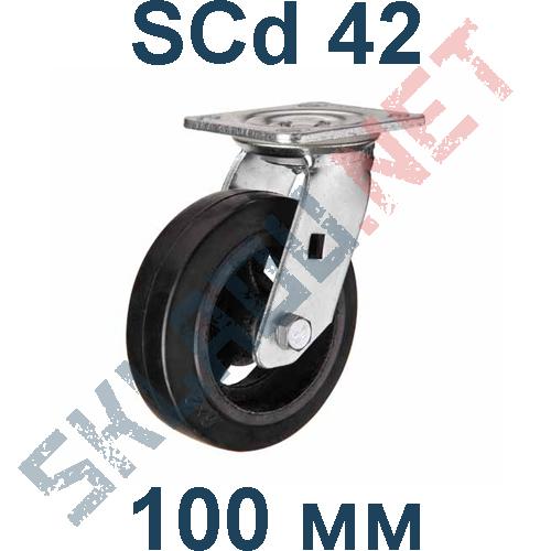 Опора чугунная SCd 42 поворотная
