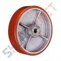 Большегрузные колеса полиуретановые без опоры