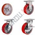 Большегрузные колеса полиуретановые