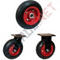 Литые колеса для тачек и тележек