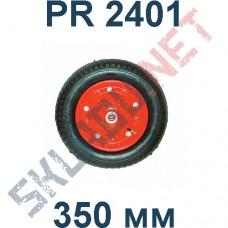 Колесо PR 2401  пневматическое 350 мм