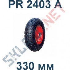 Колесо PR 2403 А пневматическое 330 мм