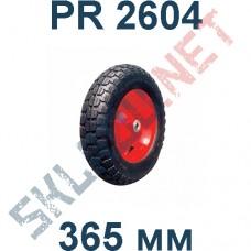 Колесо PR 2604 пневматическое 365 мм