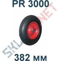 Колесо PR 3000 пневматическое 382 мм