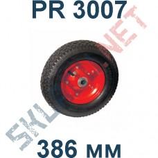 Колесо PR 3007 пневматическое 386 мм