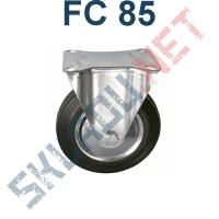 Опора колесная неповоротная FC 85 250 мм