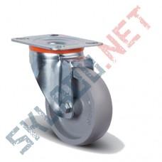 Опора колесная поворотная EM01 VKV 100 термостойкая
