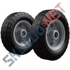 Комплект пневматических колес диаметром 200 мм для двухколесных тележек
