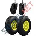 Комплекты колес для ручных тележек