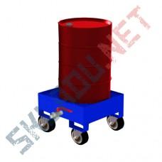 Поддон металлический для бочек ПДБ 1