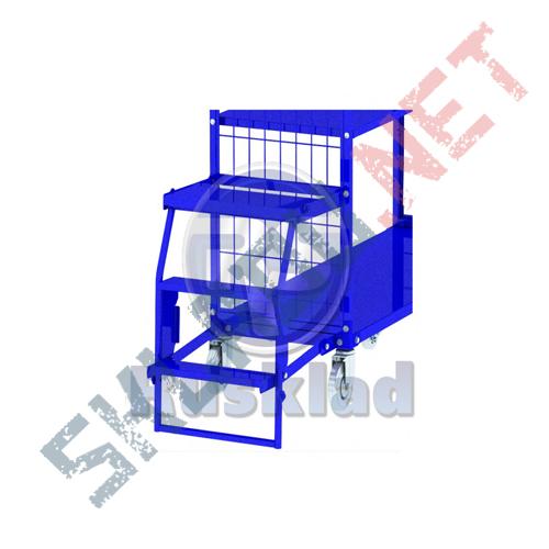 Лестница для ТДК 01