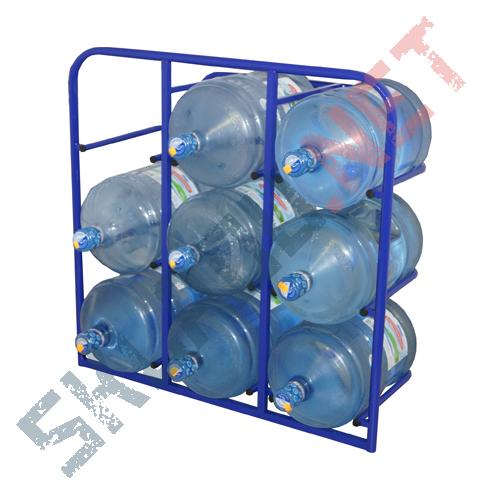 Стеллаж для воды СВД-9
