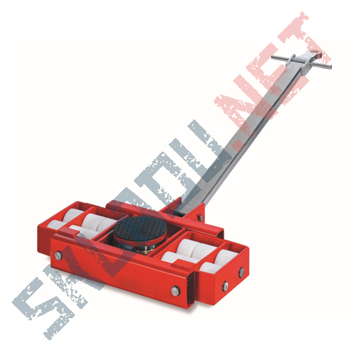 Роликовая платформа поворотная X12 г/п 12тн