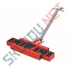 Роликовая платформа поворотная  X16 г/п 16тн