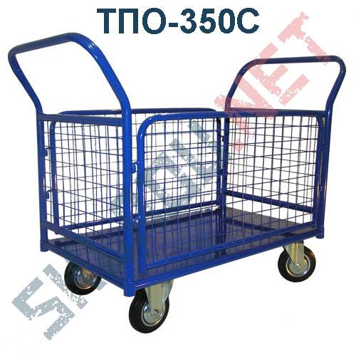 Платформенная тележка ТПО-350С