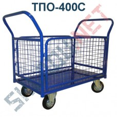 Платформенная тележка ТПО-400С 700х1000