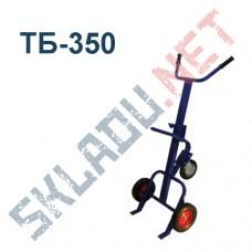 Тележка ТБ-350 для бочек трехколесная