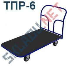 Платформенная тележка ТПР 6 800х1200