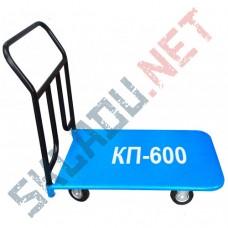 Платформенная тележка КП-600 800х1400