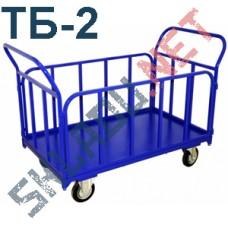 Платформенная тележка ТБ 2 600х900