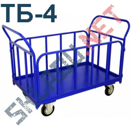 Платформенная тележка ТБ 4