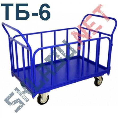 Платформенная тележка ТБ 6