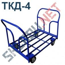 Платформенная тележка ТКД 4 600х1200