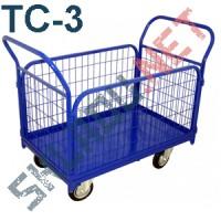 Платформенная тележка ТС 3 600х1000