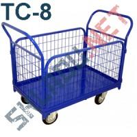Платформенная тележка ТС 8 700х1000