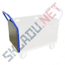 Ручка ФЛ 600 для платформенной тележки фанерная 600*530