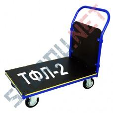 Платформенная тележка ТФЛ 2 600х900
